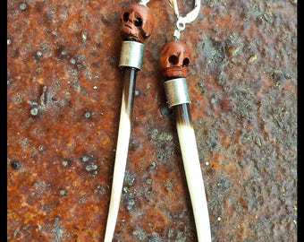 Untamed Briar earrings