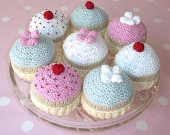 Cupcake - DIY Knitting Pattern