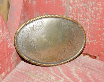 Belt Buckle, Western Belt Buckle, Oval Belt Buckle,