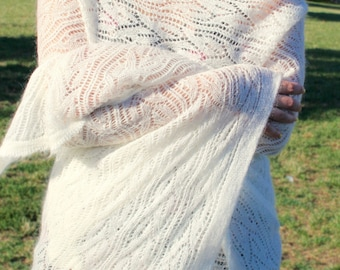 Tuscan Wedding Poncho - MADE IN ITALY