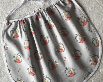 Flopsy bunny childs apron
