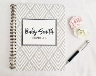 Pregnancy journal, pregnancy diary, pregnancy planner,  pregnancy album, pregnancy tracker, mom to be gift, maternity diary