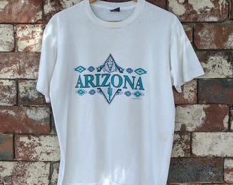 Vintage Arizona spell out t-shirt