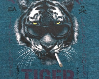 Tiger shirt-XL