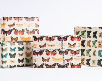Butterfly Wrapping Paper