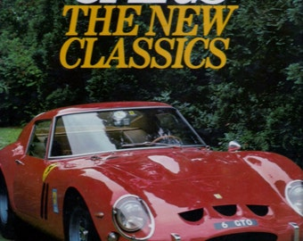 ISBN 0906320585 , Cars the New Classics: The Greatest Cars Made Since 1945 (Hardcover) 1981 by Chris Harvey