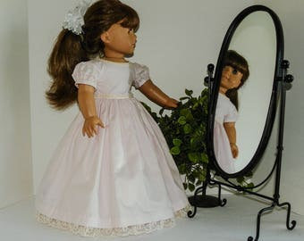 18 in Doll Handmade Colonial Gown 3 pc