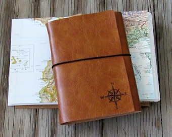 explorer journal with maps a travel journal - by tremundo journals