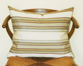 CLEARANCE! Vintage Ticking Stripe Pillow Covers