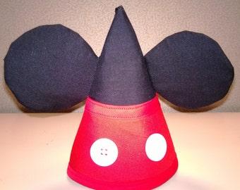Mouse Ear Birthday hat Halloween Costume