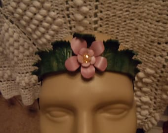 Leather Primrose Crowns