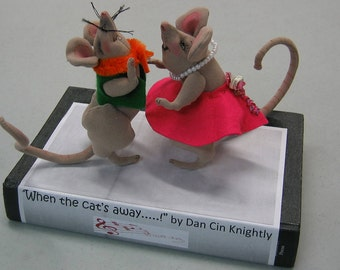 Ragtime Rats Pattern