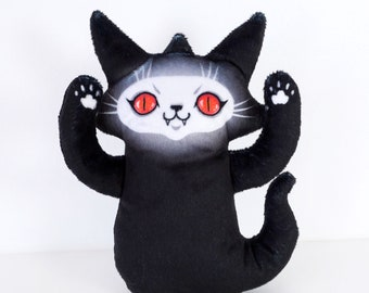 Ghost Cat - Red Eyes Troublemaker