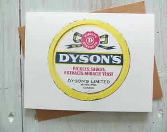 Retro Dyson's