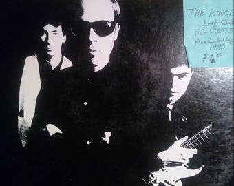 The Kingbees, record Vinyl