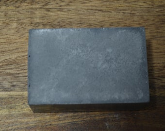 Rosemary Citrus Charcoal Goat Milk Soap