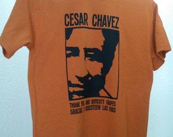 Cesar Chavez tribute shirts