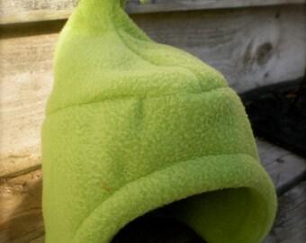 Fleece Peapod Hat - baby