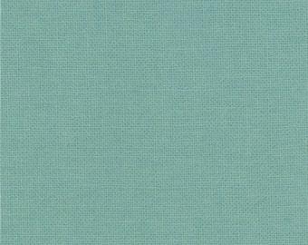 Moda Bella Solids Bettys Teal- 1 yard cotton fabric