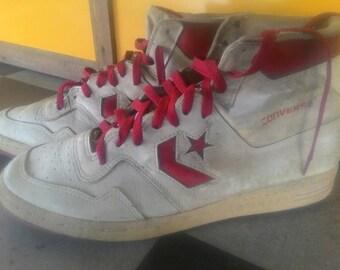 Vintaga 80' converse all star/converse hicut/converse basketball/ converse sneakers