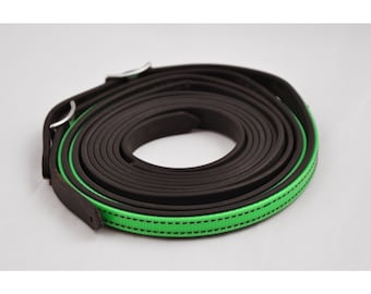 Trail**RIDING REINS**9 ft, two-color beta