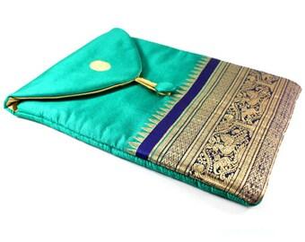 Emerald Green iPad Case