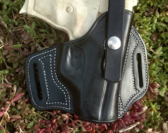 High Point 9C Leather Holster