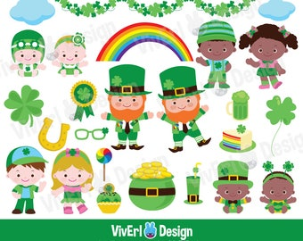 St Patrick's Day Clipart, St Patricks Day Clipart