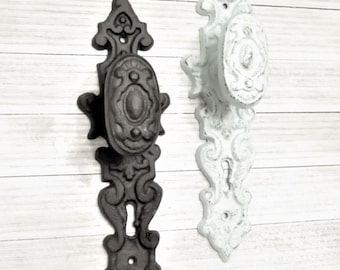 Handles and Pulls, Wrought Iron Gate Pulls, Barn Door Handle, Pull Handles, Cabinet Pull Handles, Gate Hardware, Gate Handle, Door Handles