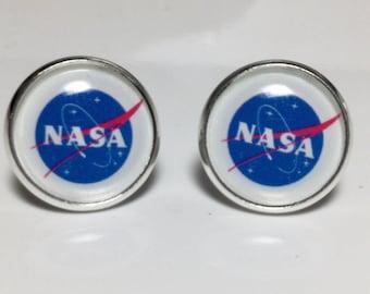 NASA Earrings Science Astronomy Physics Earrings