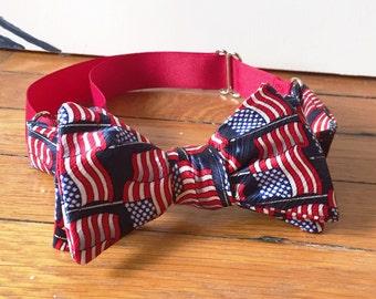 Stars & Stripes Bowtie