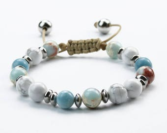 Womens Bracelet *Blue Summer*