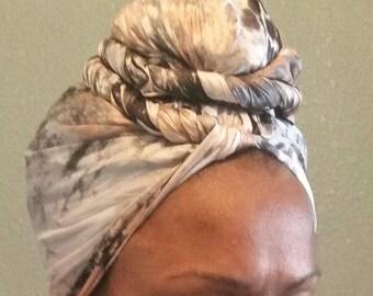 Silk  Headwrap - Solid colors