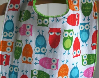 Urban Owls...multi...bib