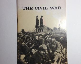 A Vintage Book About The Civil War