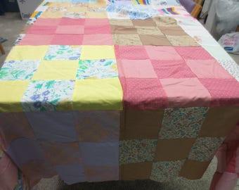 Quilt Top Patchwork