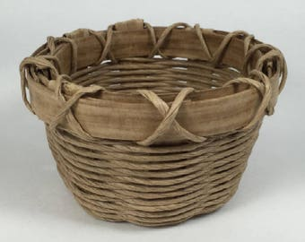 Wicker Basket Kit For Beginners (tckbwb)