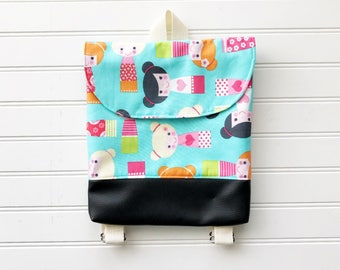 Dolly Tiny Pack - Small Backpack - Toddler Backpack - Tiny Backpack - Toddler Bag - Backpack - Toddler Purse - Kid Backpack