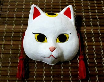 Cat Mask 招き猫 MANEKI-NEKO