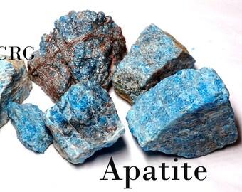 Apatite (Rough) / Raw Stones / Raw Apatite/ Bulk Gemstones / Apatite Qty - 1/2 lb.