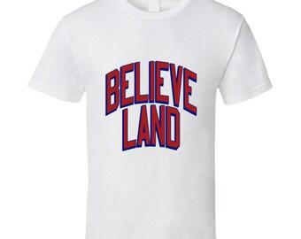 Cleveland Believeland Tshirt