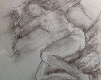 Model reclining