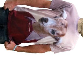 Verkauf 50 % Rabatt auf Ziegenbock Mens Tshirt