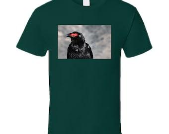 Savage Raven T Shirt