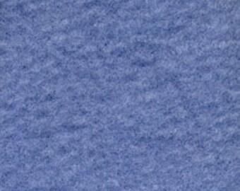 Gypsy blue fleece fabric