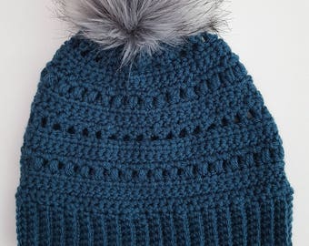 The Hestia Hat Crochet Pattern