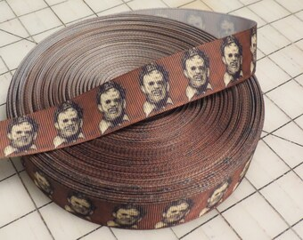 Leather Face ribbon