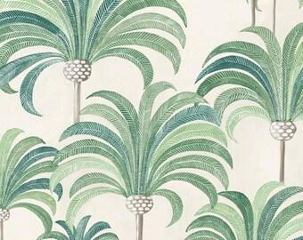 Fabric, 280 Lcm, tropical, exotic, Palm, Palm, Thévenon