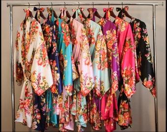bridesmaid robes, bridesmaid gift, bridesmaid robe, robes for bridesmaids, bridal party robes, bridesmaids robes, robes, bridesmaid gifts