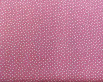 Confetti Pink Dots Fabric from Dear Stella - Yardage